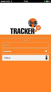 TrackerUp - náhled