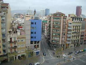 Photo: Aussicht von unserem Hotel