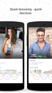 Hitwe - meet people for free screenshot 0
