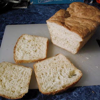 Sourdough English Muffin Bread