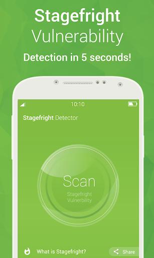 Stagefright Detector Scanner