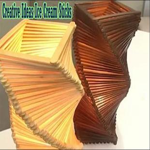 Creative Ideas Ice Cream Stick
