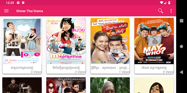 Download Khmer Thai Drama APK latest version app for android