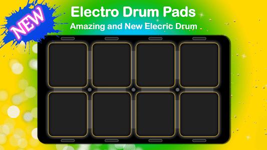 Real Electro Drum Pad - Hip Hop Electro Music Drum 3.0