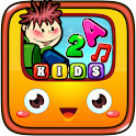 Kids Alphabet, Numbers & Piano icon