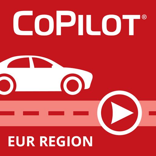 CoPilot UK + Ireland Navigation