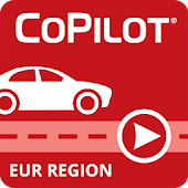 CoPilot UK + Ireland Navigation