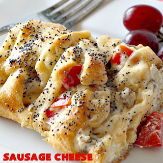 Mushroom Cheese Croissant Recipes.