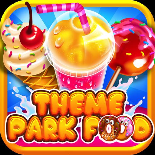 Theme Park Fair Food Maker Fun