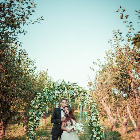 Wedding photographer Valentina Yudashkina (well99). Photo of 28.02.2017