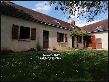 maison à Saint-Vincent-du-Lorouër (72)