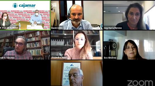 LA VOZ organiza un webinar sobre 'El futuro de la economía almeriense'