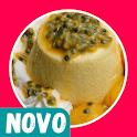 Mousse de Maracujá receita Simples icon