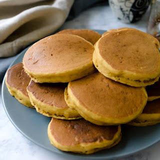 No Egg Pancakes Pumpkin Recipes