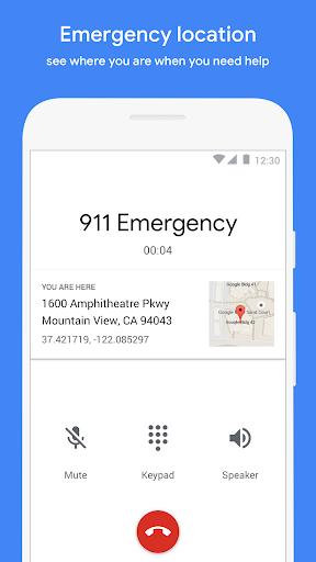 Google Phone screenshot 4