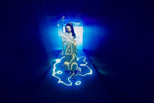 光の深海展 エリア7