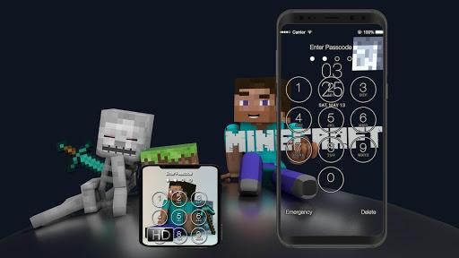 Lock Screen for Minecraft Fans 1.5 screenshots 8