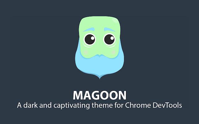 Magoon: Chrome DevTools Theme