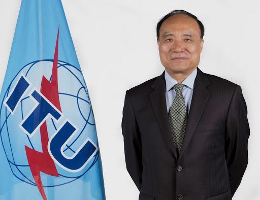ITU Secretary-General Houlin Zhao.