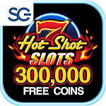 Hot Shot Casino Slots Games Icon