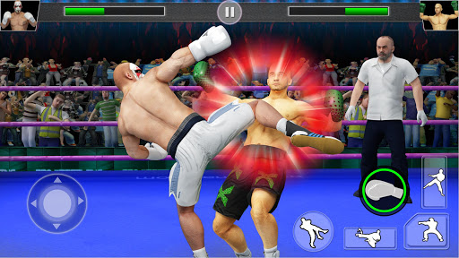 PRO Punch Boxing Champions 2018: Real Kick Boxers 1.0 screenshots 5