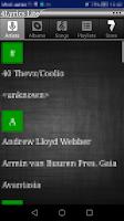 Screenshot of 4Lyrics Lite