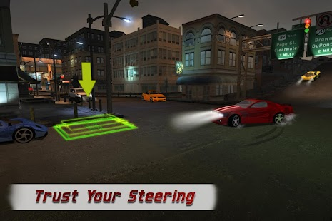 City Parking Drift Drive: Car Parking Games - náhled