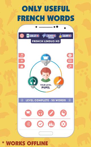 French for Beginners: LinDuo HD 5.13.1 screenshots 1