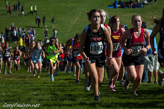 Photo: JV Girls 44th Annual Richland Cross Country Invitational  Buy Photo: http://photos.garypaulson.net/p110807297/e46d158c8