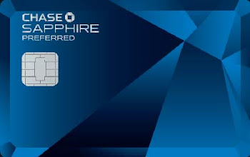 The Chase Sapphire Preferred card.