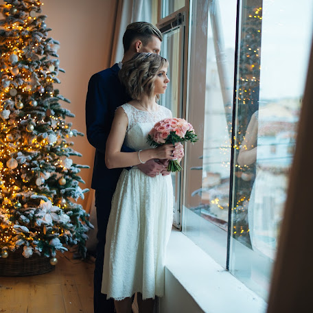 Wedding photographer Anastasiya Lyalina (lyalina). Photo of 20.01.2018