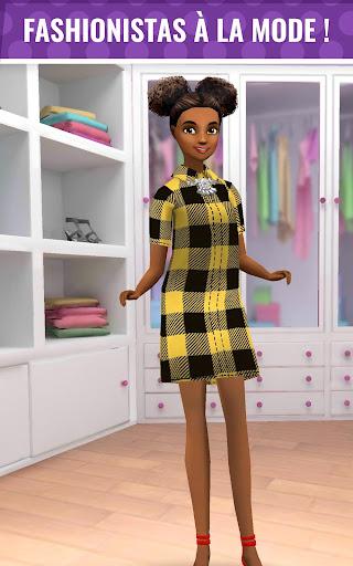 Barbie™ Fashion Closet  captures d'écran 2