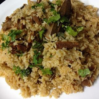 Mutton Pulao Recipe, Mutton Pulav