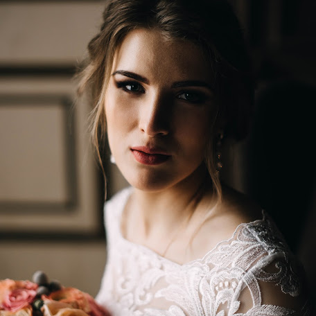 Wedding photographer Marina Ponomareva (ponomarewwa). Photo of 03.02.2018