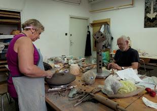 Photo: Nasza wspólna pracownia, Marta Wasilczyk i Lech Ledecki