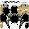 Simple Drums Deluxe - Drum set icon