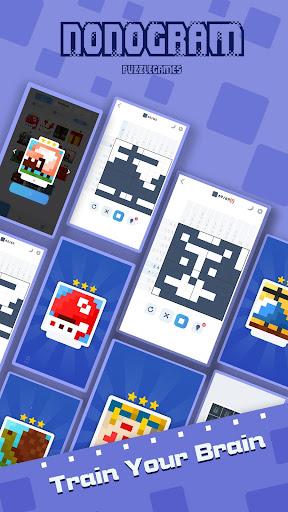 Nonogram - Logic Pixel Cross Puzzle  screenshots 5