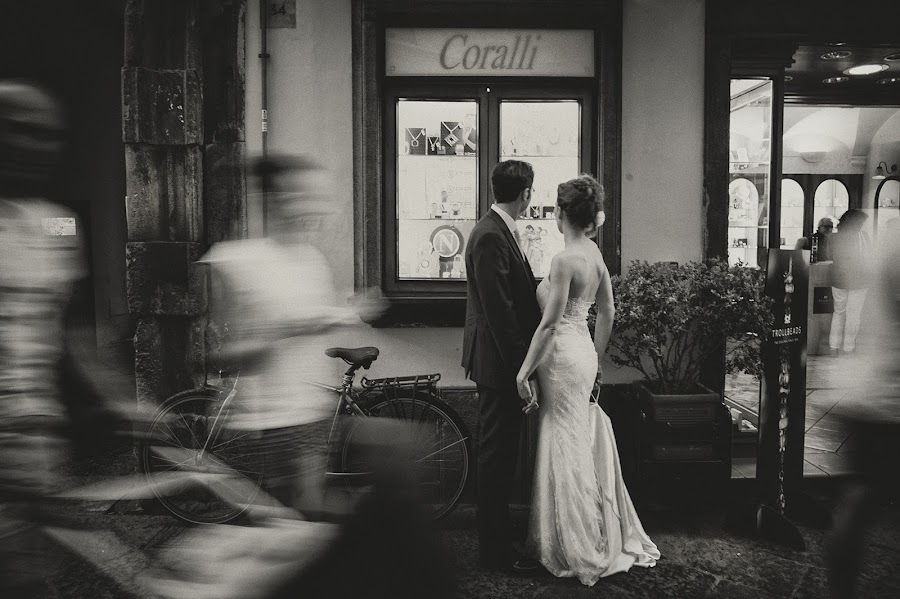 Fotografo di matrimoni Alfonso Longobardi (italianwedding). Foto del 19.03.2015