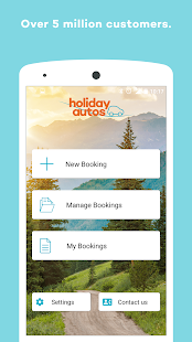 Holiday Autos – Car Hire App- screenshot thumbnail