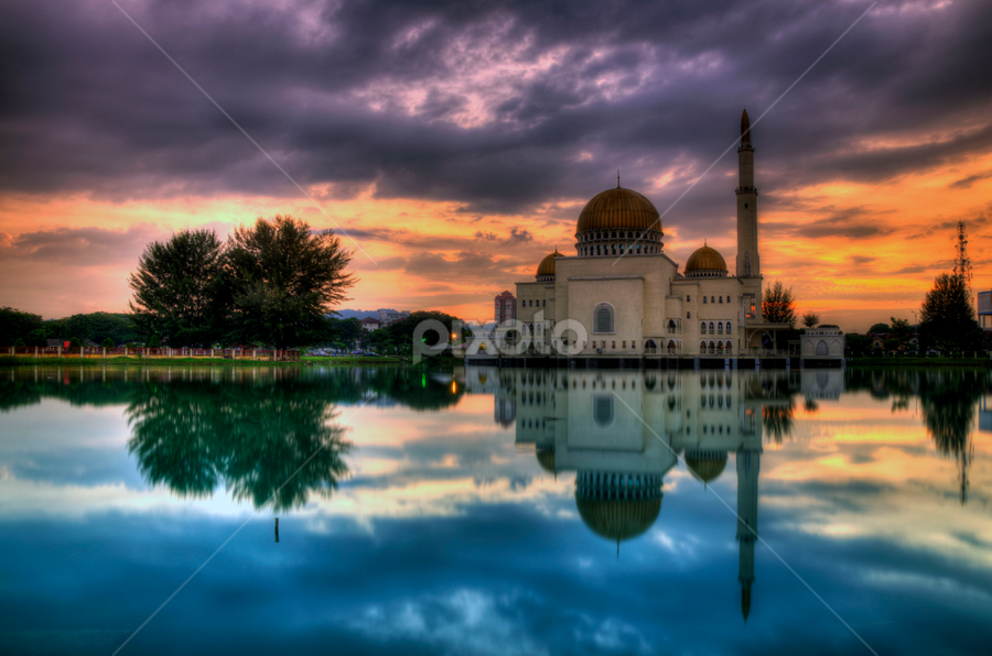 Beuty Of As-Salam by Zayady Radin - Buildings & Architecture Places of Worship