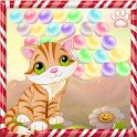 Bubble Cat Shoot Rescue icon