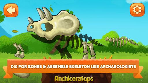 Télécharger gratuit Dino Farm - Dinosaur Games For Kids APK MOD 1