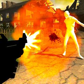 белый призрак: триггер огня
