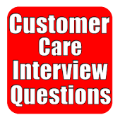 Customer Care Interview Question
