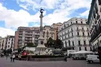 Photo: NAPOLI  Piazza dei Martiri