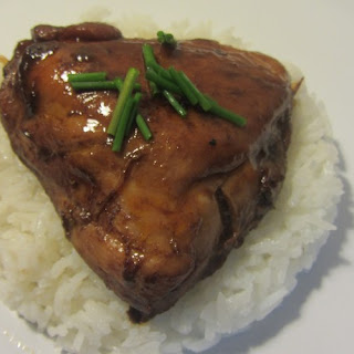 Balsamic And Honey Glazed Chicken
