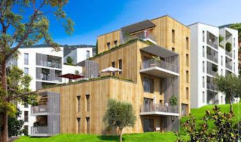 Appartement 2 pièces 41,41 m2