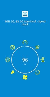 Download Speed check - 3G 4G WiFi Speed Test For PC Windows and Mac apk screenshot 1
