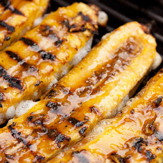 Grilled Ripe Plantains (Plátanos Maduros a la Parrilla)