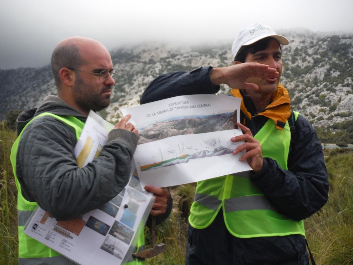 Geolodía 2018 -Foto: Rafael Minguillón -BTTersMallorca